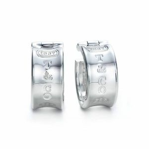 Jewelry - Tiffany & Co 1837 Collection Silver Earrings
